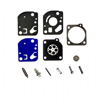 Zama RB-28 Carburettor Repair Kit, Gasket, Diaphragm, Needle, Lever, Spring Parts, RB28